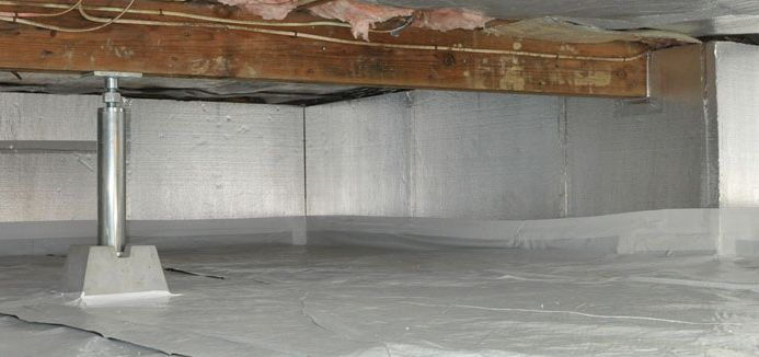 Basement Crawl Space Insulation Tri County Insulation